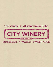 Buy A Perfect Future Wine from City Winery